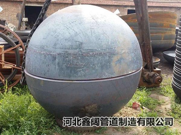 球形容器设计图