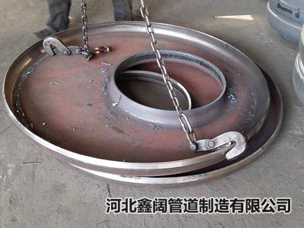 锅炉管板封头